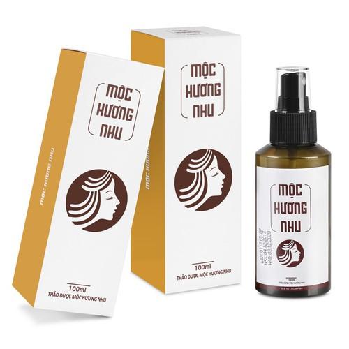 Tinh dầu đặc trị rụng và kích thích mọc tóc đông y Mộc Hương Nhu