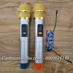 Micro không dây cho loa kéo sóng UHF
