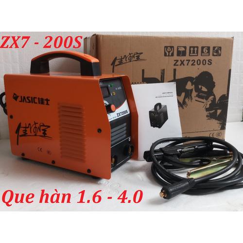 Chính Hãng-Máy hàn điện tử Jasic ZX7-200S - 11160286 , 11717232 , 15_11717232 , 1250000 , Chinh-Hang-May-han-dien-tu-Jasic-ZX7-200S-15_11717232 , sendo.vn , Chính Hãng-Máy hàn điện tử Jasic ZX7-200S