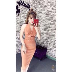 Đầm ôm siêu đẹp 50 kg trở lại