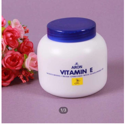 kem dưỡng da vitamin E