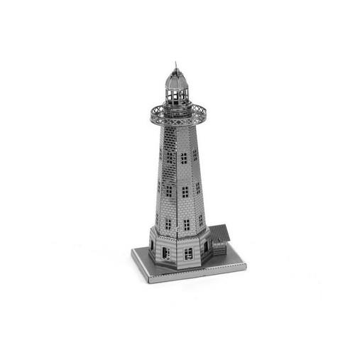 Mô hình lắp ghép 3D ngọn hải đăng bằng thép không gỉ- tặng dụng cụ lắp ghép