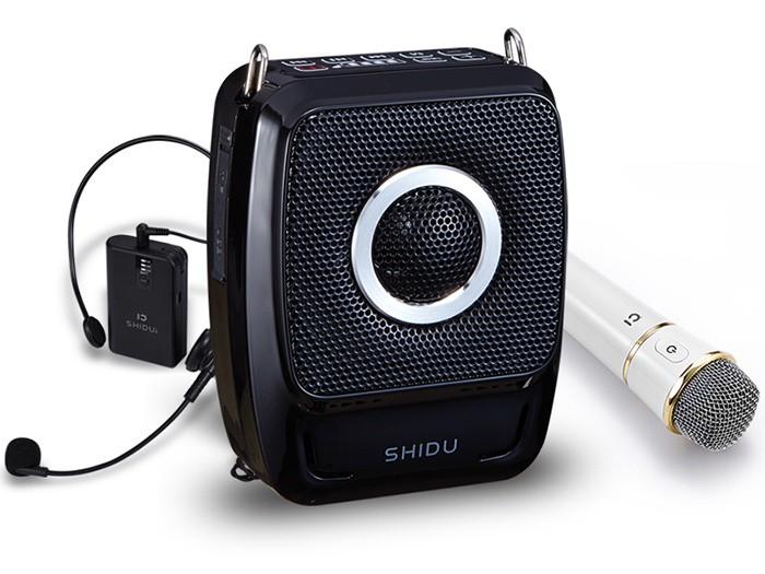Máy trợ giảng không dây UHF Shidu S92 2