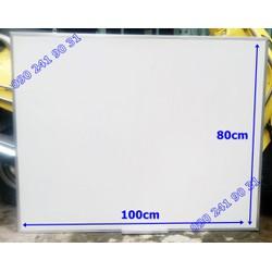 Bảng Mica Trắng Viết Bút Lông 80 x 100cm