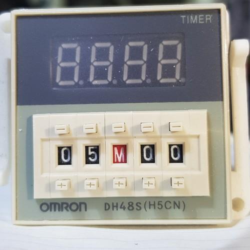 Rơ le thời gian Omron DH48S-S DH48S