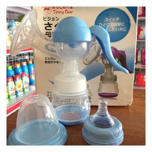 Máy hút sữa Nhật hút sữa cầm tay cho bà bầu