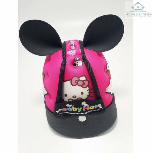 Nón bảo hiểm cho bé - Hello Kitty
