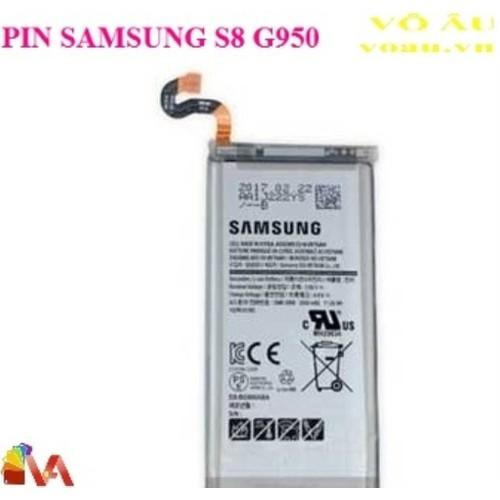 PIN SAMSUNG S8 G950 - 5372893 , 11731480 , 15_11731480 , 170000 , PIN-SAMSUNG-S8-G950-15_11731480 , sendo.vn , PIN SAMSUNG S8 G950