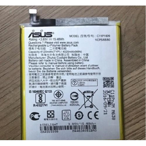 Pin điện thoại Asus Zenfone 3 Max ZC553KL - C11P1609