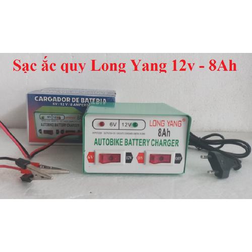 Bộ sạc ắc quy Long Yang 6V và 12V _Sạc điện ô tô , xe máy - 5372535 , 11730877 , 15_11730877 , 220000 , Bo-sac-ac-quy-Long-Yang-6V-va-12V-_Sac-dien-o-to-xe-may-15_11730877 , sendo.vn , Bộ sạc ắc quy Long Yang 6V và 12V _Sạc điện ô tô , xe máy