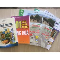 Combo 5 cuốn Giáo trình hán ngữ Tập 1 kèm sách tự học