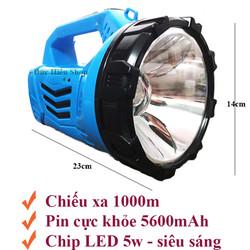 Đèn pin SIÊU SÁNG DP-7051, đèn pin sạc, đèn pin loại to