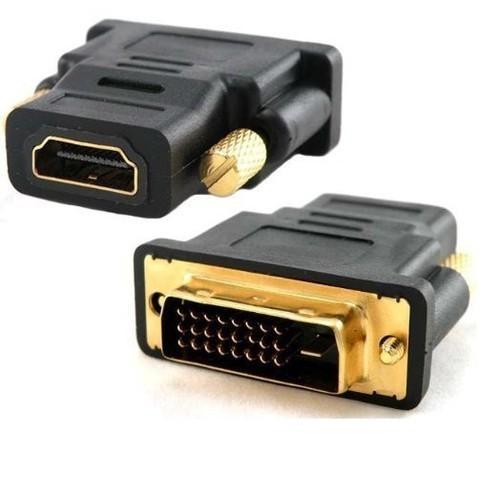ĐẦU CHUYỂN DVI-D 24+1 SANG HDMI