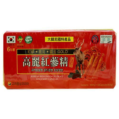 Viên Đạm Sâm Nhung Linh Chi Hàn Quốc 120 Viên Hộp đỏ - 5387297 , 11750284 , 15_11750284 , 560000 , Vien-Dam-Sam-Nhung-Linh-Chi-Han-Quoc-120-Vien-Hop-do-15_11750284 , sendo.vn , Viên Đạm Sâm Nhung Linh Chi Hàn Quốc 120 Viên Hộp đỏ