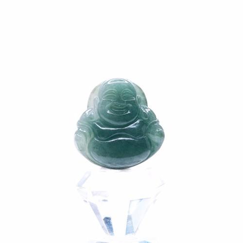Mặt dây chuyền Phật Di Lặc Ngọc Cẩm thạch - VIETGEMSTONES