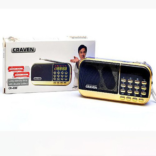 Loa đài FM Craven CR836