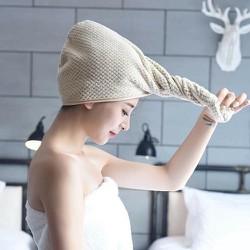Khăn gội đầu KT 35x75cm 💖RẺ VÔ ĐỊCH💖 Khăn gội đầu salon siêu thấm hút cho spa và salon tóc