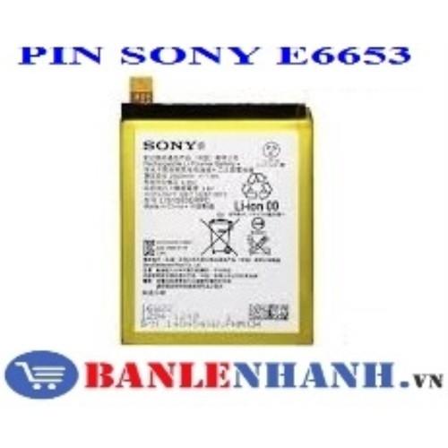 PIN SONY E6653