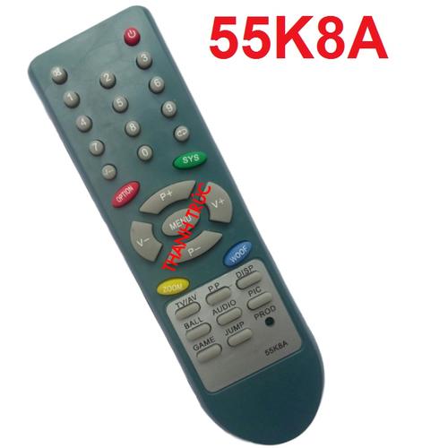REMOTE CRT 55K8A