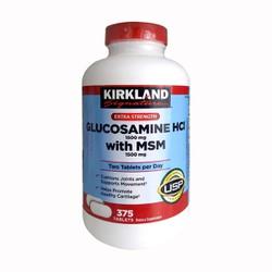 Viên uống bổ khớp Glucosamine Kirkland 375 viên của Mỹ - vienbokhop
