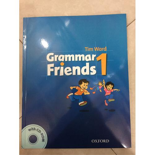 Grammar Friends 1 kèm CD