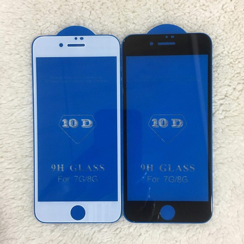 Cường lực 10D iphone 6 6plus full