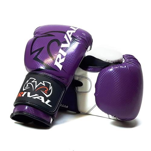 Găng tay Boxing Rival RB7 - Tím