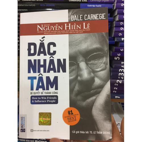 Đắc nhân tâm bản dịch Nguyễn Hiến Lê
