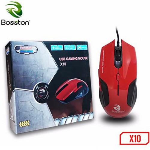 Chuột game có dây Bosston X10