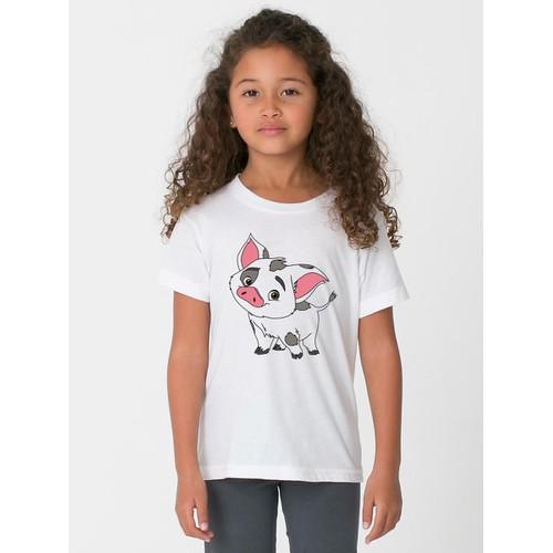 Áo thun bé gái in hình dễ thương - có 6 màu - 5385449 , 11747760 , 15_11747760 , 45000 , Ao-thun-be-gai-in-hinh-de-thuong-co-6-mau-15_11747760 , sendo.vn , Áo thun bé gái in hình dễ thương - có 6 màu