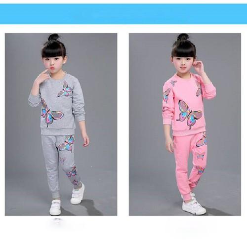 Bộ quần áo thu đông họa tiết chú bướm cực kỳ đáng yêu cho bé từ 1-6 tuổi - 5393033 , 11755957 , 15_11755957 , 155000 , Bo-quan-ao-thu-dong-hoa-tiet-chu-buom-cuc-ky-dang-yeu-cho-be-tu-1-6-tuoi-15_11755957 , sendo.vn , Bộ quần áo thu đông họa tiết chú bướm cực kỳ đáng yêu cho bé từ 1-6 tuổi