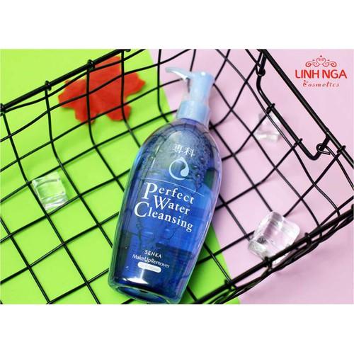 Nước Tẩy Trang Sen Ka Perfect Water Cleansing 300ml