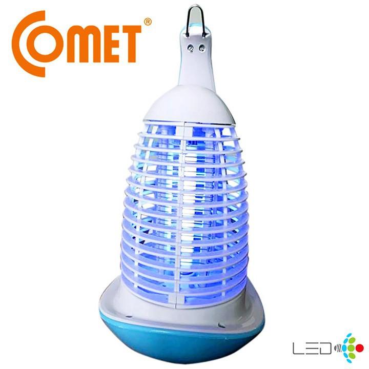 Đèn diệt muỗi Comet CM079 4W Trắng 3