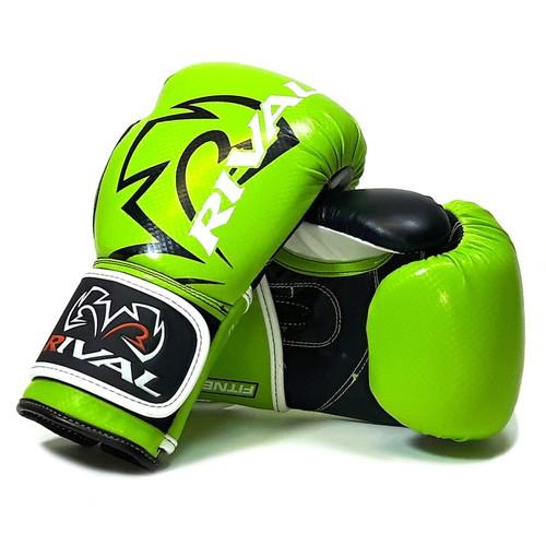 Găng tay Boxing Rival RB7 - Xanh lá