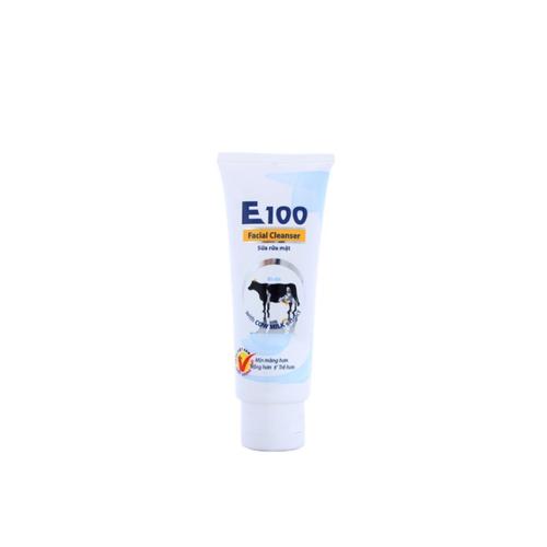 Sữa rửa mặt E100 Sữa bò tươi Dưỡng trắng 50ml - 5390668 , 11753341 , 15_11753341 , 20000 , Sua-rua-mat-E100-Sua-bo-tuoi-Duong-trang-50ml-15_11753341 , sendo.vn , Sữa rửa mặt E100 Sữa bò tươi Dưỡng trắng 50ml