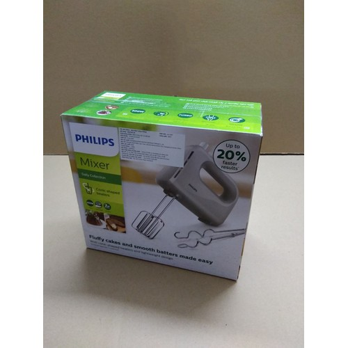 Máy đánh trứng cầm tay Philips HR3705 - 5583378 , 12001284 , 15_12001284 , 699000 , May-danh-trung-cam-tay-Philips-HR3705-15_12001284 , sendo.vn , Máy đánh trứng cầm tay Philips HR3705
