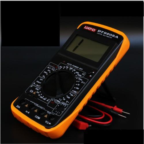Đồng hồ vạn năng DT9205A đo mọi chỉ số điện