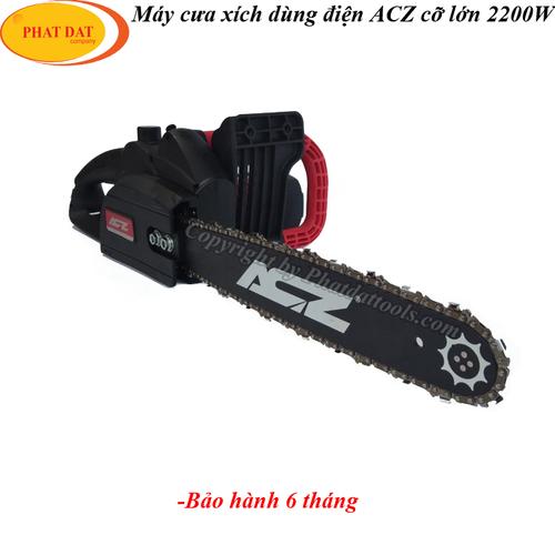 Máy cưa xích dùng điện ACZ 405-9 Công suất lớn 2200W - 5413042 , 11779221 , 15_11779221 , 1700000 , May-cua-xich-dung-dien-ACZ-405-9-Cong-suat-lon-2200W-15_11779221 , sendo.vn , Máy cưa xích dùng điện ACZ 405-9 Công suất lớn 2200W