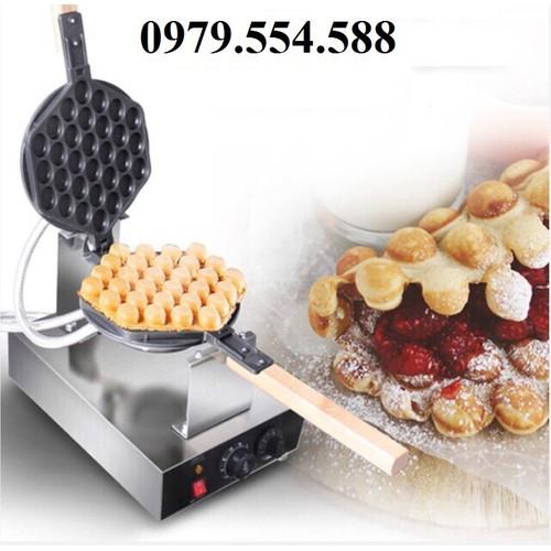 Máy làm bánh trứng gà non - bánh waffle - bánh tổ ong - bánh trung thu