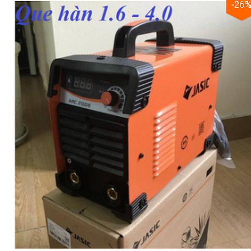 Máy hàn điện tử Jasic ZX7-200E - 4487956 , 11777885 , 15_11777885 , 1230000 , May-han-dien-tu-Jasic-ZX7-200E-15_11777885 , sendo.vn , Máy hàn điện tử Jasic ZX7-200E