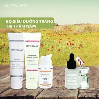 Combo dưỡng mặt siêu trắng detox blanc - CBMDB07032662 thumbnail