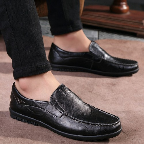 giày lười nam - giày da nam