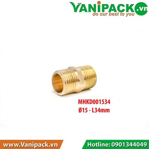 Kép Đồng DN 15-L34mm Minh Hòa MHKD001534