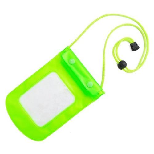 Túi chống nước cho điện thoại và máy ảnh Xanh lá cây