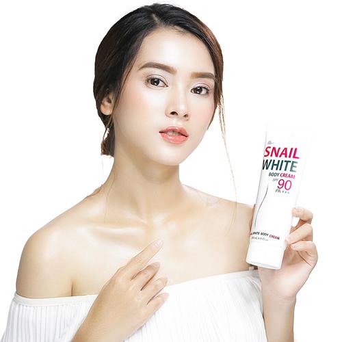 Kem dưỡng thể trắng da toàn thân - Snail White Body Cream
