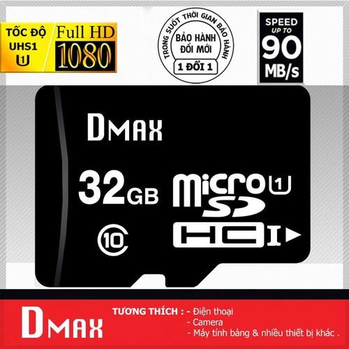 Thẻ nhớ 32GB Dmax Micro SDHC class 10 - 5399781 , 11763847 , 15_11763847 , 108000 , The-nho-32GB-Dmax-Micro-SDHC-class-10-15_11763847 , sendo.vn , Thẻ nhớ 32GB Dmax Micro SDHC class 10