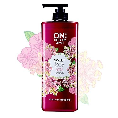 Sữa Tắm ON: The Body Body Wash 900ml – Mùi Classic Pink