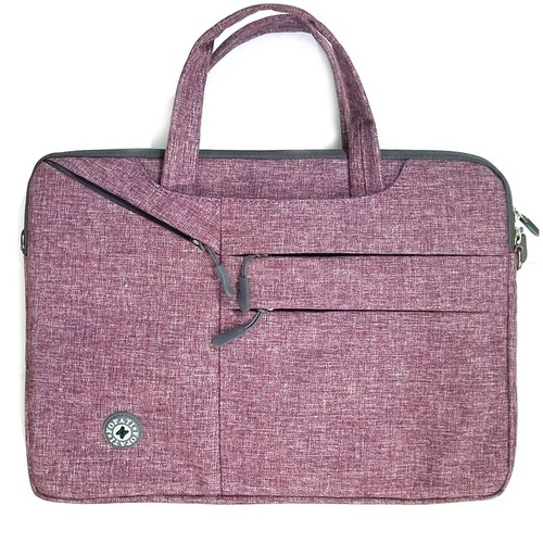 Túi chống sốc Fopati màu tím dành cho laptop 14 inch