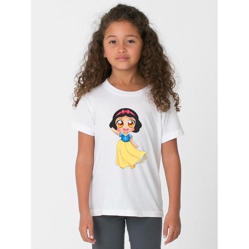 Áo thun bé gái in hình dễ thương - có 6 màu - 5399368 , 11763097 , 15_11763097 , 45000 , Ao-thun-be-gai-in-hinh-de-thuong-co-6-mau-15_11763097 , sendo.vn , Áo thun bé gái in hình dễ thương - có 6 màu