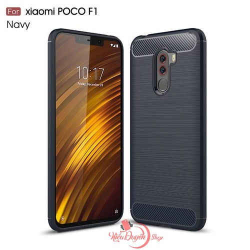 Xiaomi Pocophone F1 Ốp lưng chống sốc vân carbon - 5402754 , 11766799 , 15_11766799 , 70000 , Xiaomi-Pocophone-F1-Op-lung-chong-soc-van-carbon-15_11766799 , sendo.vn , Xiaomi Pocophone F1 Ốp lưng chống sốc vân carbon